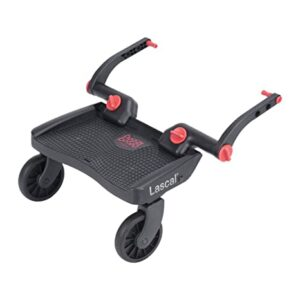 <h6 id=visor_imagenes3>Lascal Buggy Board Mini 3D Red - Plataforma para carrito</h6>