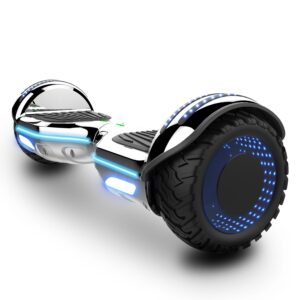 <h6 id=visor_imagenes2> 🌲 🌳 🌴 🌱 🌿 ☘️ 🍀 Double Hunter Self Balance Hoverboard 6.5 E-Star, Auto Balance Patinete Eléctrico, Ruedas LED Luces, Altavoz Bluetooth, Motor 700W, Modelo ES09</h6>