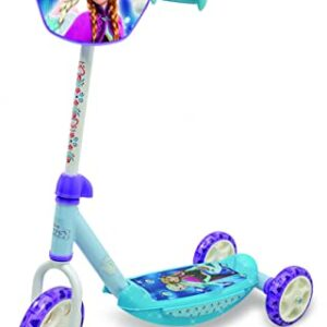Disney Frozen- Patinete 3 Ruedas